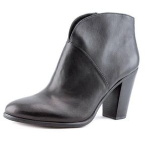 Vince Camuto Black Franell Bootie